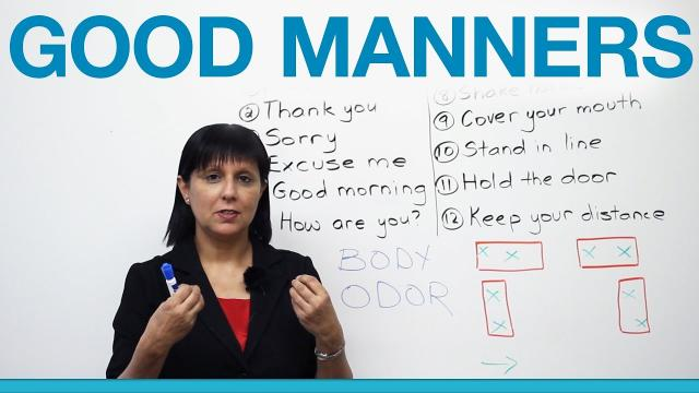 Why Etiquette & Good Manners are Important?