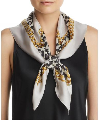 18 Best Silk Scarves To Embrace All Of Summer 2021's TikTok Fashion Trends
